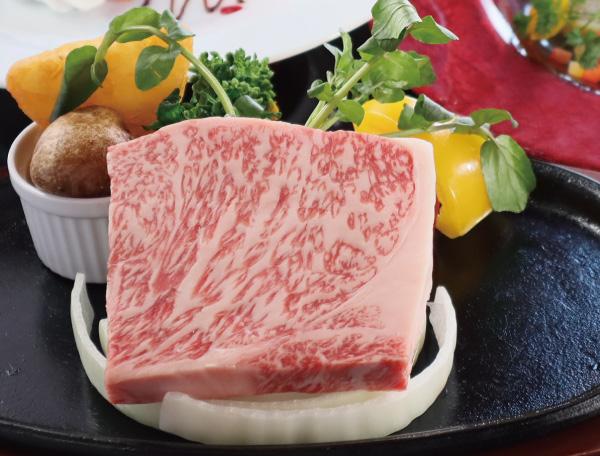 常陸牛サーロインステーキセット