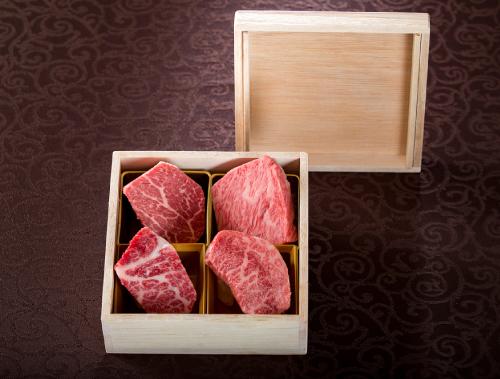 ひとくちステーキ小箱